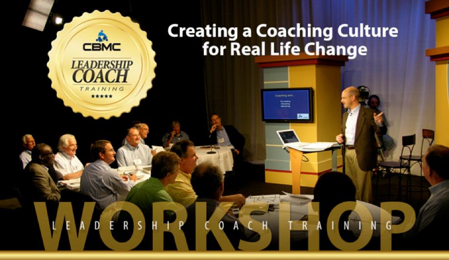 CBMC Chattanooga Leadership Coach Training